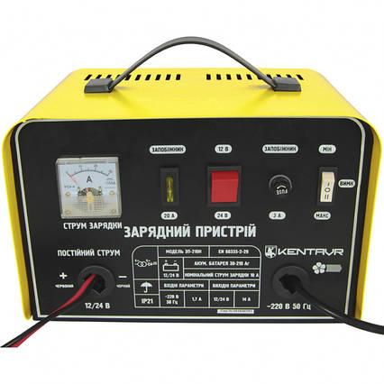 Зарядное устройство Кентавр ЗП-210Н, фото 2