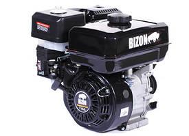 Двигатель Bizon 170F (7,0 л.с) вал 19 мм, шпонка