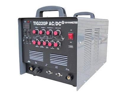 Аргонная сварка Wmaster TIG 200 AC\DC, фото 2