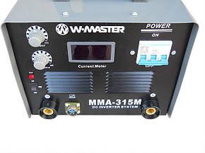 Сварочный инвертор Wmaster MMA 315M (380V), фото 2