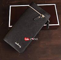 Клатч Baellerry italia черный, портмоне, кошелёк
