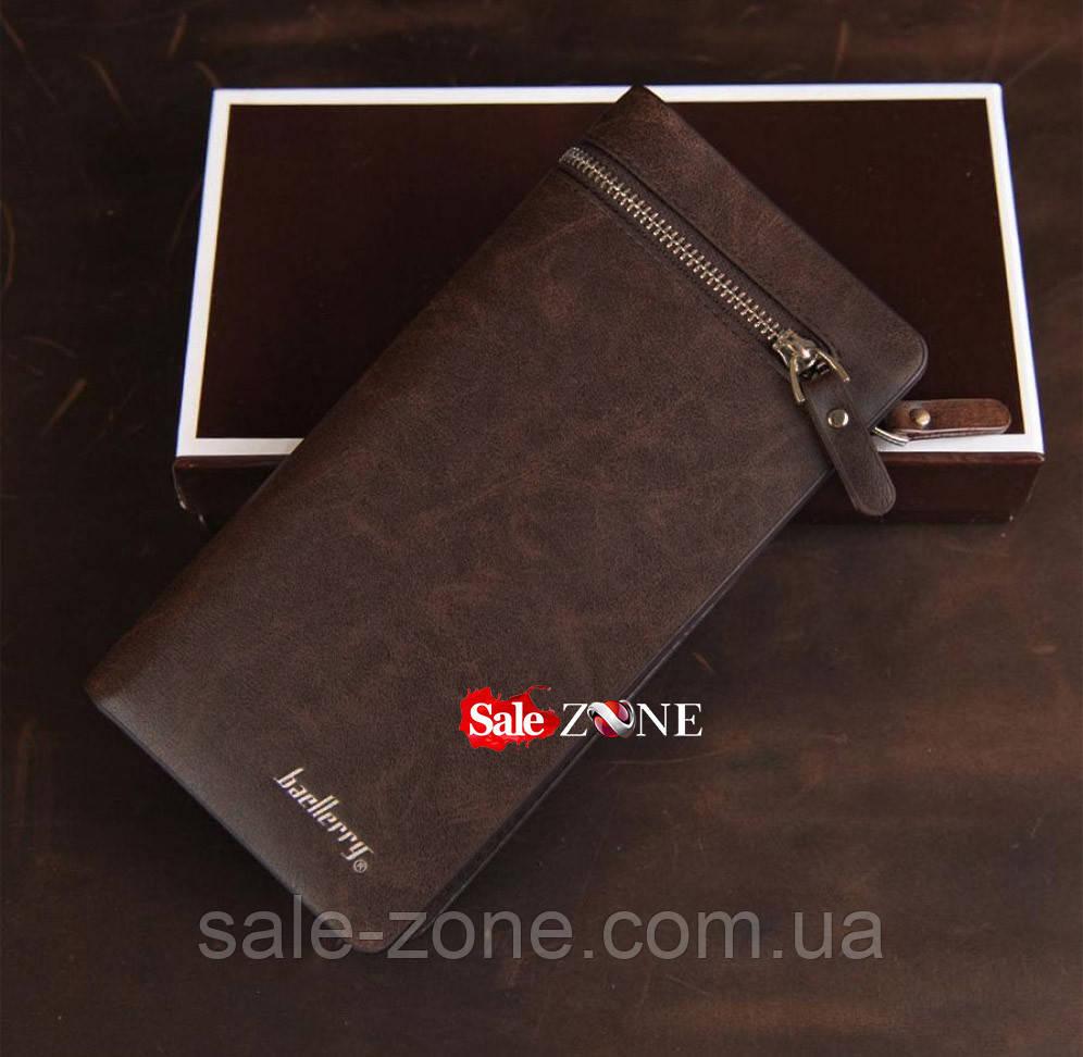 0cb6d6db4b97 Клатч Baellerry italia коричневый, портмоне, кошелёк - Интернет-магазин  «Sale Zone»