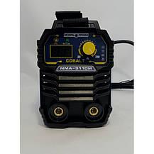 Сварочный инвертор Искра Профи COBALT ММА 311DM, фото 2