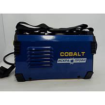 Сварочный инвертор Искра Профи Cobalt ММА 311DK кейс, фото 3