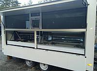Прицеп с холодильными витринами, фото 1