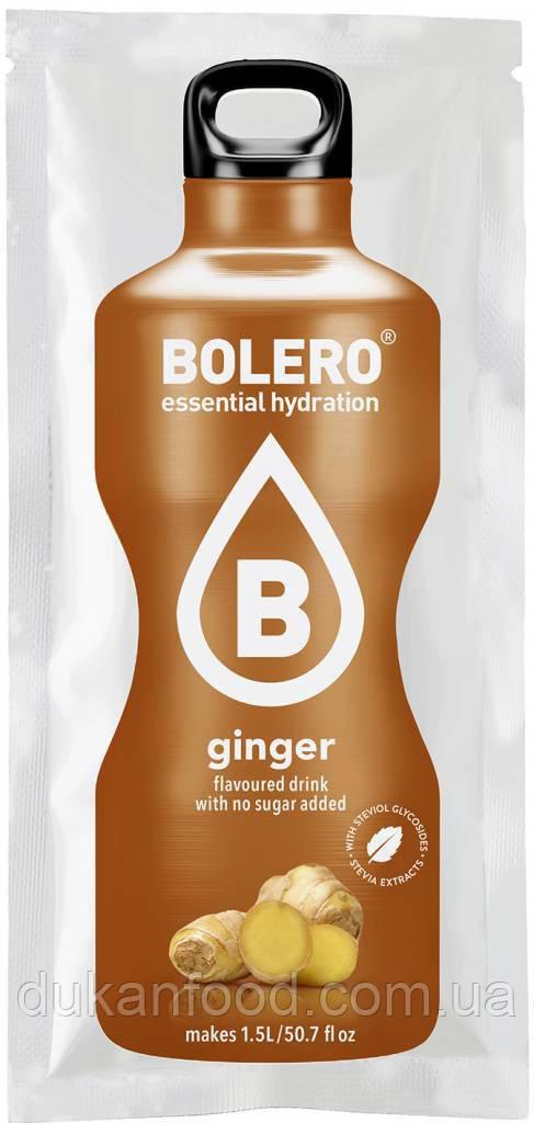 Bolero Drinks без сахара ИМБИРЬ