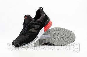 Женские кроссовки New Balance 574 MS574AB Black