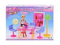 Мебель Gloria для кукол 2912 Столовая