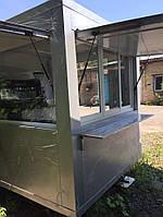 Изготовление торговых вагончиков, фото 1