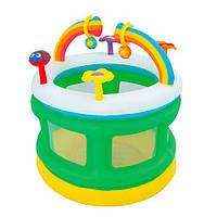 Надувной игровой центр Bestway 52221  манеж,109-104см,игрушки