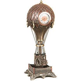 Статуэтка Воздушный шар Часы 31 см Veronese 76967A4 Италия