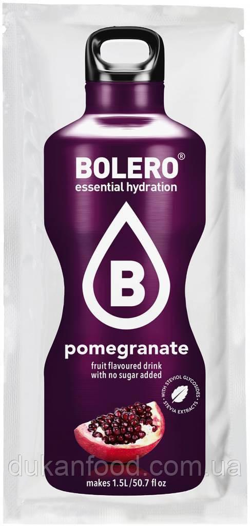 Bolero Drinks без сахара ГРАНАТ