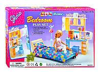 Мебель Gloria для кукол 21014 Спальня