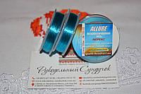 Люрекс Аллюр №33. Голубой яркий 100 м, фото 1