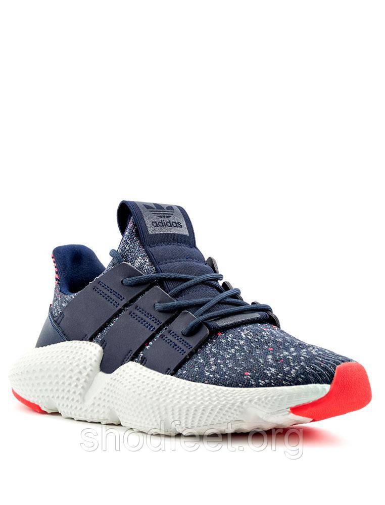 Чоловічі кросівки Adidas Prophere Climacool Blue Grey
