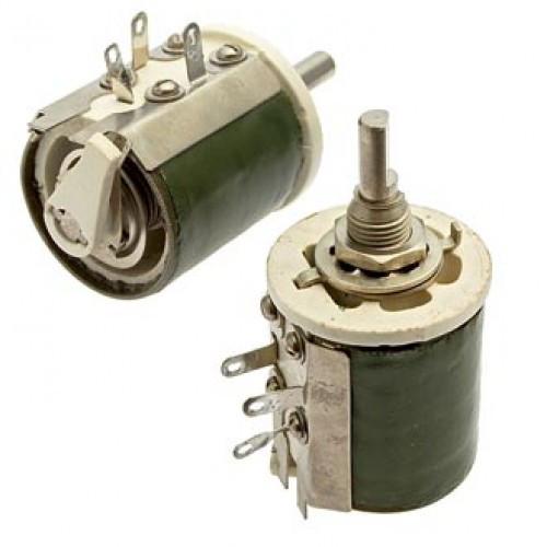 Резистор ППБ-25Г13 150 Ом ± 10% змінний, дротовий, регулювальний