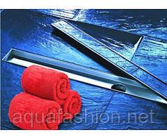 """Душевой канал Inox Style Supra-line Classic 68,5 см решетка """"под плитку"""""""