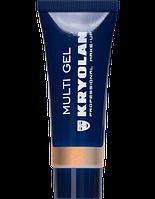 Мульти-гель для макияжа, фантазийного грима MULTI GEL GLITTER 10 мл