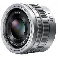 Объектив PANASONIC Lumix G 15mm f/1.7 Leica Silver (H-X015E-S)