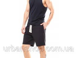 Спортивные шорты Toby Black Red and Dog S