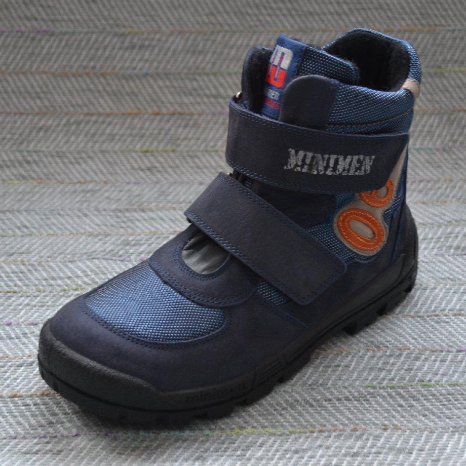 e0daa653745f Осенние ботинки для мальчиков, Minimen р. 32 - Bigl.ua