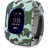 UWatch Q50 Kid smart watch Light Military