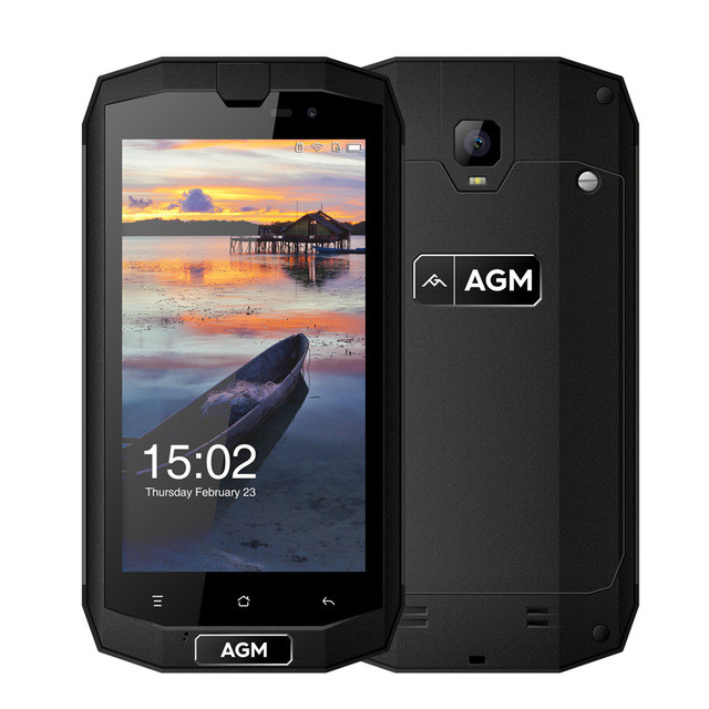 Смартфон AGM A1Q 64Gb IP68