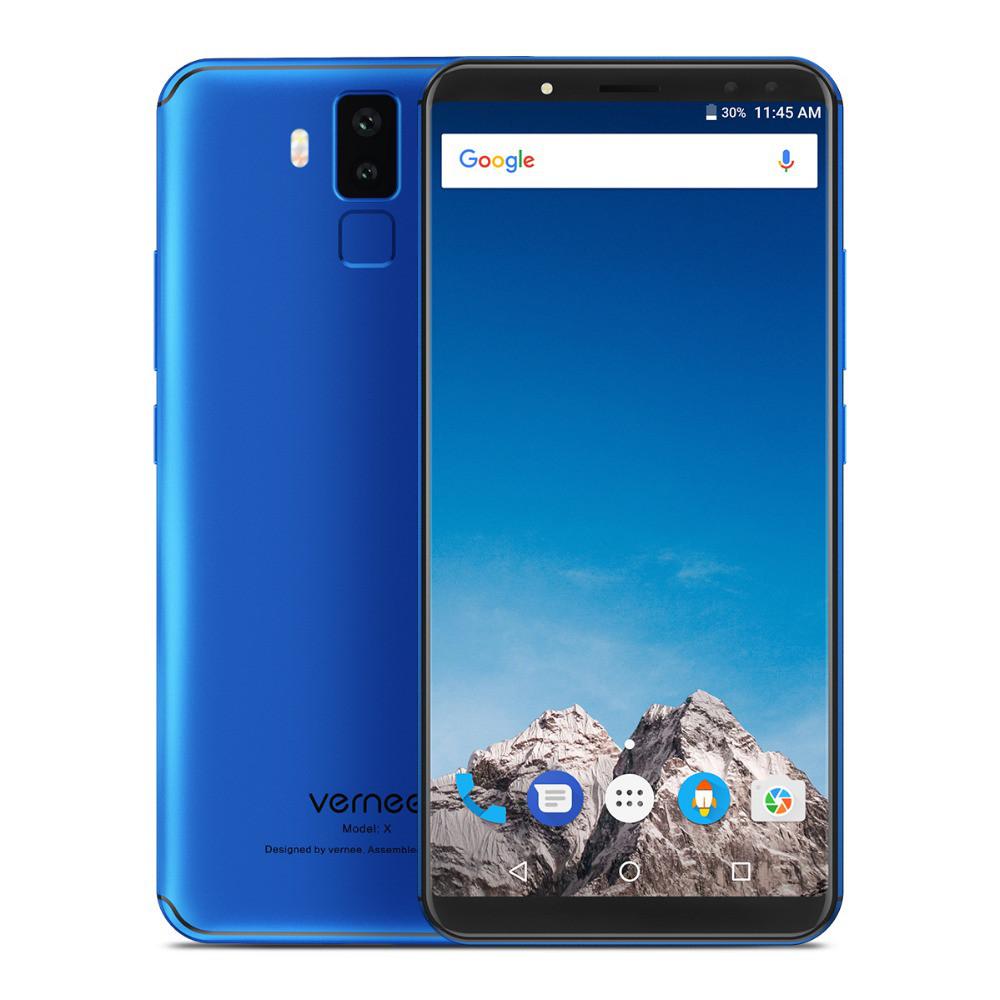 Смартфон Vernee X1 6Gb 128Gb