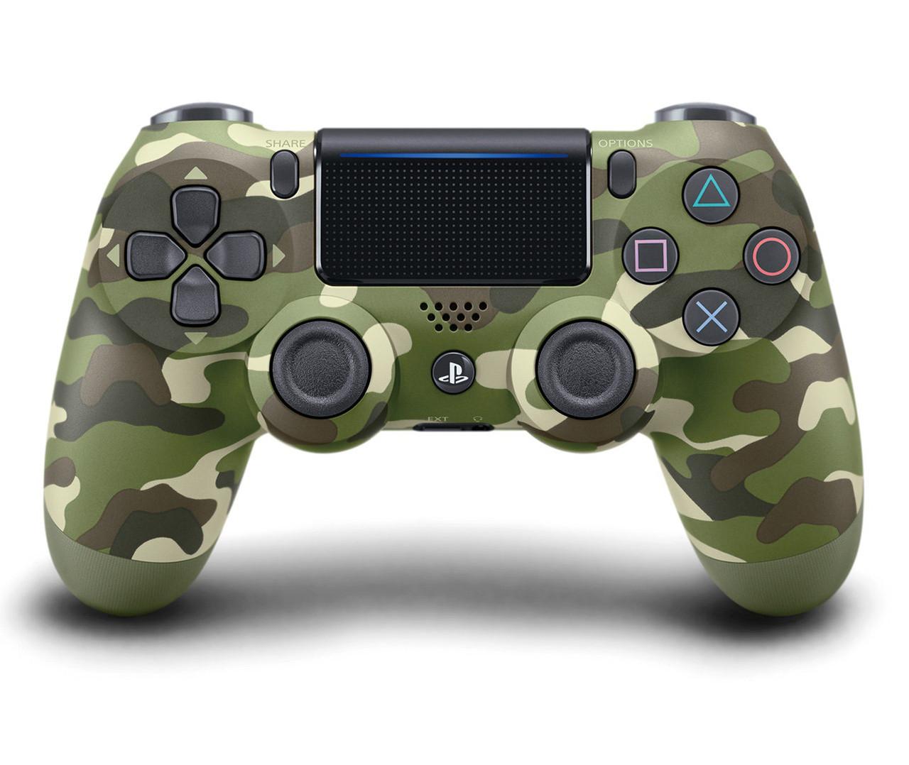 Беспроводной джойстик Sony Dualshock 4 V2 Camouflage