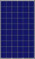 Солнечная батарея Amerisolar AS-6Р30-280 (Поликристалл 280 Вт)