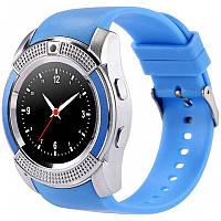 UWatch V8 Blue