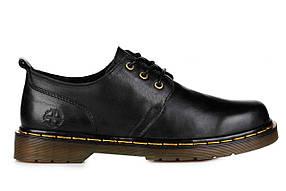Мужские  ботинки Dr. Martens Oxford Low Black