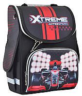Школьный каркасный рюкзак 1 Вересня smart pg-11 exreme для мальчика (554531)
