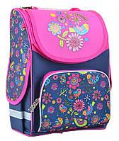 Школьный каркасный рюкзак 1 Вересня smart pg-11 darling (554472)