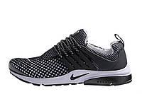 Мужские кроссовки Nike Air Presto TP QS Flyknit Black M