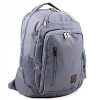 Серый рюкзак с полиэстера Bagland арт. 532662-1