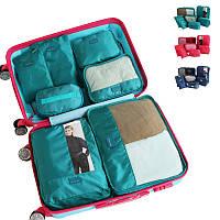 SaicleHome7Pcs/SetTravel Storage Сумки Для одежды Tidy Прачечная Чехол Чемодан Контейнер Органайзер