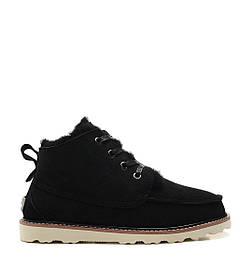 Мужские ботинки UGG David Beckham Boots Black
