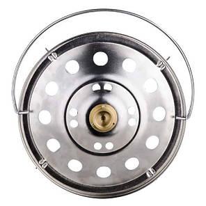 Газовая тарелка (горелка) для баллонов GS-0005, GS-0008 INTERTOOL GS-0004, фото 2