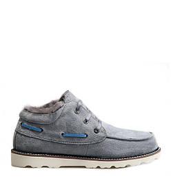 Мужские ботинки UGG David Beckham Lace Grey