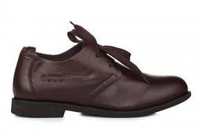 Мужские туфли ECCO Cesual Derby Brown