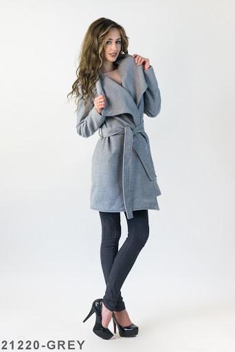 Женское пальто Jessy (21220-GREY)