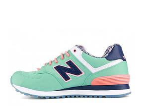 Женские кроссовки New Balance 574 WL574IBL W