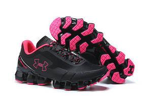 Женские кроссовки Under Armour Scorpio Black Pink