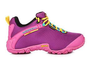 Женские кроссовки Merrell Continuum Goretex Purple Pink W