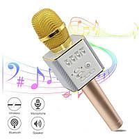 Микрофон Караоке Bluetooth Tuxun Q9