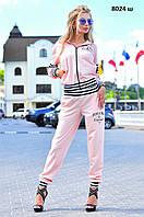 Спортивный женский костюм 8024 ш Код:646867371, фото 1