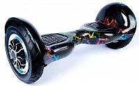 """Smart Balance Wheel 10"""" Цветная Молния +сумка  + Баланс +пульт, фото 1"""