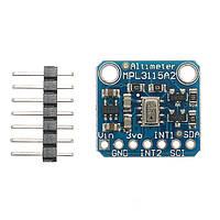 5 штук MPL3115A2 IIC I2C Интеллектуальное давление в температурном режиме Датчик V2.0 Для Arduino