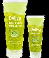 D'Oliva Фитнес–душ с пантенолом и оливковым маслом, 100 мл